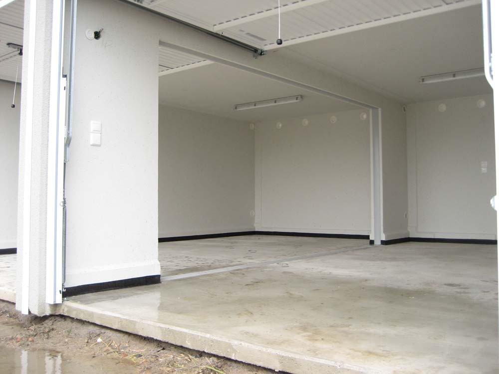 Prefab Garages Beton : Specificaties prefabgarages afwerkingen en opties betonal