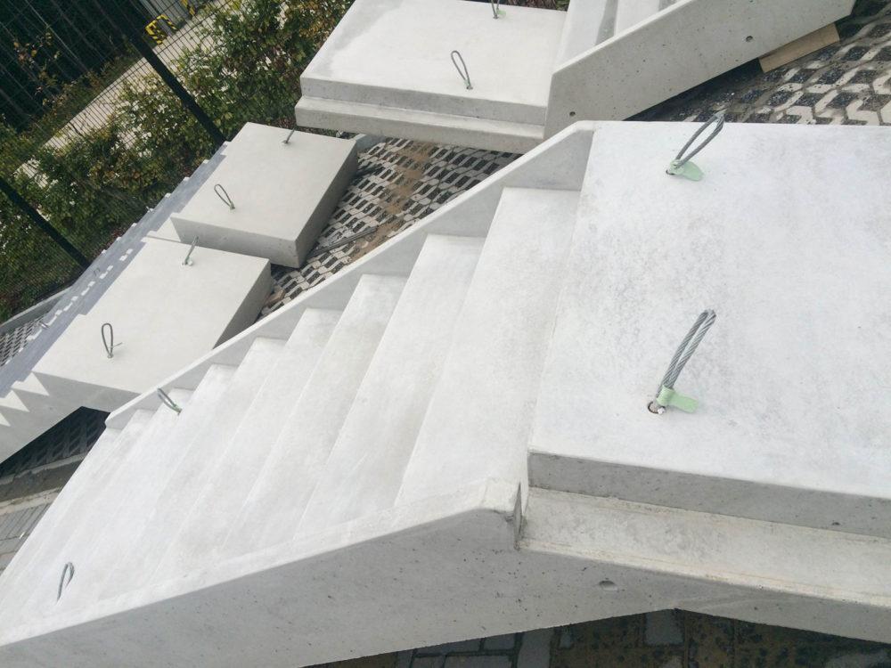 Vebo prefab betontrappen