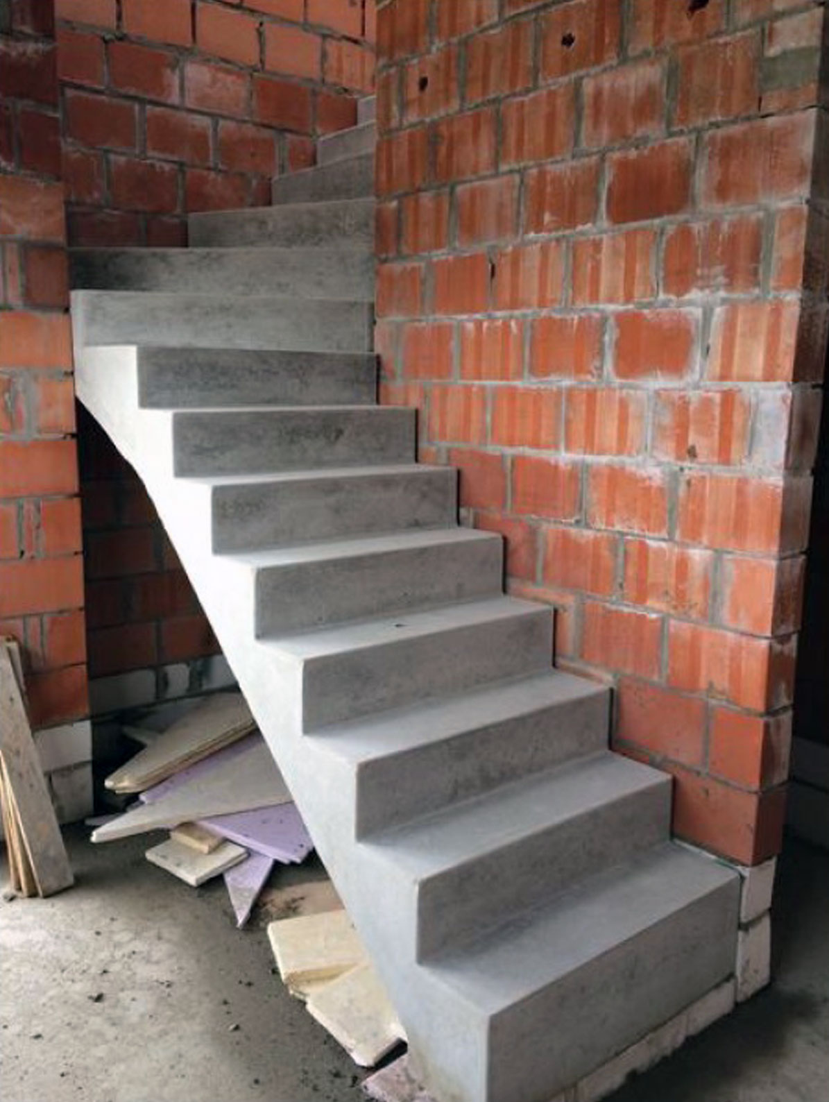 Escalier Beton Exterieur Prix escaliers préfabriqués en béton - betonal