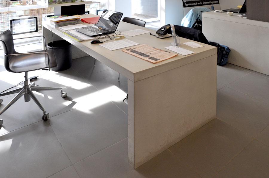 mobilier en b ton betonal. Black Bedroom Furniture Sets. Home Design Ideas