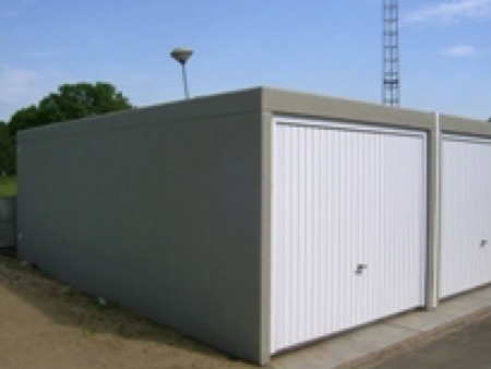 Beton Garage Prefab : Specificaties prefabgarages afwerkingen en opties betonal