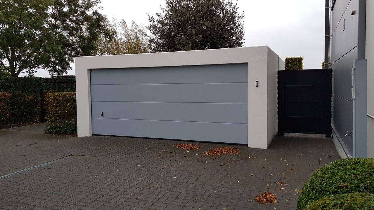 Prefab Garages Beton : Realisaties: voorbeelden van prefabgarages in beton betonal